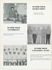 Page 16, 1962 Edition, Ross High School - Croghan Yearbook (Fremont, OH) online yearbook collection