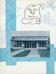 Page 6, 1962 Edition, Ross High School - Croghan Yearbook (Fremont, OH) online yearbook collection