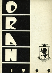 1955 Edition, Orange High School - Oran Yearbook (Pepper Pike, OH)