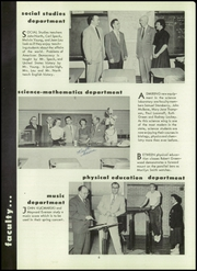 Page 10, 1955 Edition, Orange High School - Oran Yearbook (Pepper Pike, OH) online yearbook collection