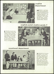 Page 11, 1955 Edition, Orange High School - Oran Yearbook (Pepper Pike, OH) online yearbook collection