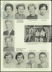 Page 14, 1955 Edition, Orange High School - Oran Yearbook (Pepper Pike, OH) online yearbook collection