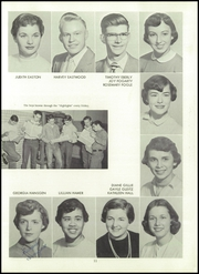 Page 15, 1955 Edition, Orange High School - Oran Yearbook (Pepper Pike, OH) online yearbook collection