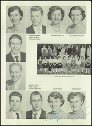 Page 16, 1955 Edition, Orange High School - Oran Yearbook (Pepper Pike, OH) online yearbook collection