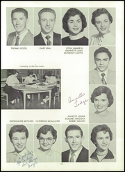 Page 17, 1955 Edition, Orange High School - Oran Yearbook (Pepper Pike, OH) online yearbook collection