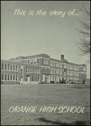 Page 6, 1955 Edition, Orange High School - Oran Yearbook (Pepper Pike, OH) online yearbook collection