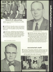 Page 9, 1955 Edition, Orange High School - Oran Yearbook (Pepper Pike, OH) online yearbook collection
