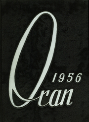 1956 Edition, Orange High School - Oran Yearbook (Pepper Pike, OH)
