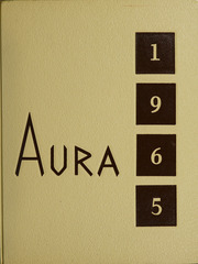 1965 Edition, Lake High School - Aura Yearbook (Millbury, OH)
