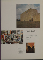 Page 5, 1969 Edition, Start High School - Shield Yearbook (Toledo, OH) online yearbook collection