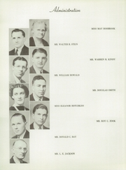 Page 12, 1938 Edition, Troy High School - Trojan Yearbook (Troy, OH) online yearbook collection
