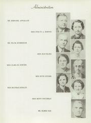 Page 13, 1938 Edition, Troy High School - Trojan Yearbook (Troy, OH) online yearbook collection