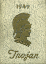 Page 1, 1949 Edition, Troy High School - Trojan Yearbook (Troy, OH) online yearbook collection