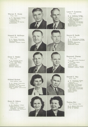 Page 14, 1949 Edition, Troy High School - Trojan Yearbook (Troy, OH) online yearbook collection