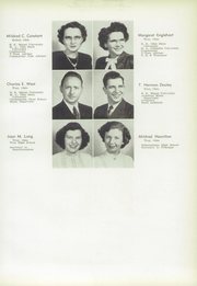Page 15, 1949 Edition, Troy High School - Trojan Yearbook (Troy, OH) online yearbook collection