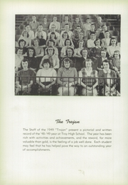 Page 8, 1949 Edition, Troy High School - Trojan Yearbook (Troy, OH) online yearbook collection