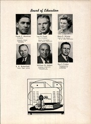 Page 13, 1953 Edition, Troy High School - Trojan Yearbook (Troy, OH) online yearbook collection