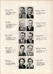 Page 15, 1953 Edition, Troy High School - Trojan Yearbook (Troy, OH) online yearbook collection