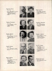 Page 16, 1953 Edition, Troy High School - Trojan Yearbook (Troy, OH) online yearbook collection