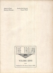 Page 7, 1953 Edition, Troy High School - Trojan Yearbook (Troy, OH) online yearbook collection