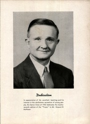 Page 9, 1953 Edition, Troy High School - Trojan Yearbook (Troy, OH) online yearbook collection