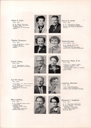Page 10, 1954 Edition, Troy High School - Trojan Yearbook (Troy, OH) online yearbook collection