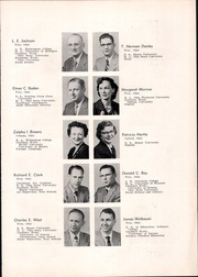 Page 11, 1954 Edition, Troy High School - Trojan Yearbook (Troy, OH) online yearbook collection