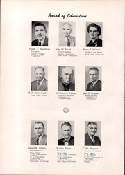 Page 8, 1954 Edition, Troy High School - Trojan Yearbook (Troy, OH) online yearbook collection