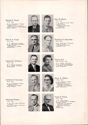 Page 9, 1954 Edition, Troy High School - Trojan Yearbook (Troy, OH) online yearbook collection