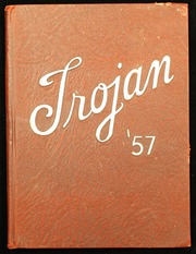 Troy High School - Trojan Yearbook (Troy, OH) online yearbook collection, 1957 Edition, Page 1