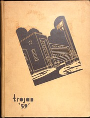 Troy High School - Trojan Yearbook (Troy, OH) online yearbook collection, 1959 Edition, Page 1