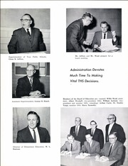 Page 12, 1964 Edition, Troy High School - Trojan Yearbook (Troy, OH) online yearbook collection