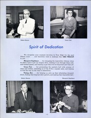 Page 6, 1964 Edition, Troy High School - Trojan Yearbook (Troy, OH) online yearbook collection