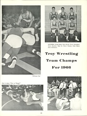 Page 99, 1966 Edition, Troy High School - Trojan Yearbook (Troy, OH) online yearbook collection