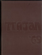 Troy High School - Trojan Yearbook (Troy, OH) online yearbook collection, 1969 Edition, Page 1