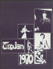 Troy High School - Trojan Yearbook (Troy, OH) online yearbook collection, 1970 Edition, Page 1