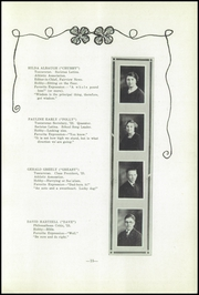 Page 17, 1923 Edition, Fairview High School - Tower Of Memories Yearbook (Dayton, OH) online yearbook collection