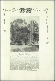 Page 5, 1923 Edition, Fairview High School - Tower Of Memories Yearbook (Dayton, OH) online yearbook collection