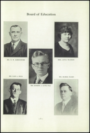 Page 9, 1923 Edition, Fairview High School - Tower Of Memories Yearbook (Dayton, OH) online yearbook collection