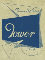 Fairview High School - Tower Of Memories Yearbook (Dayton, OH) online yearbook collection, 1956 Edition, Page 1