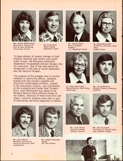 Page 10, 1977 Edition, Ursuline High School - Ursulinian Yearbook (Youngstown, OH) online yearbook collection