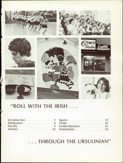 Page 5, 1977 Edition, Ursuline High School - Ursulinian Yearbook (Youngstown, OH) online yearbook collection