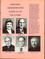 Page 7, 1977 Edition, Ursuline High School - Ursulinian Yearbook (Youngstown, OH) online yearbook collection