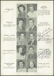 Page 10, 1950 Edition, Rhodes High School - Aries Yearbook (Cleveland, OH) online yearbook collection