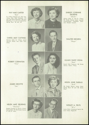 Page 11, 1950 Edition, Rhodes High School - Aries Yearbook (Cleveland, OH) online yearbook collection