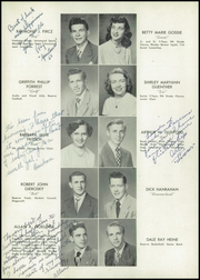 Page 12, 1950 Edition, Rhodes High School - Aries Yearbook (Cleveland, OH) online yearbook collection