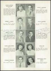 Page 14, 1950 Edition, Rhodes High School - Aries Yearbook (Cleveland, OH) online yearbook collection