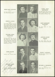 Page 15, 1950 Edition, Rhodes High School - Aries Yearbook (Cleveland, OH) online yearbook collection