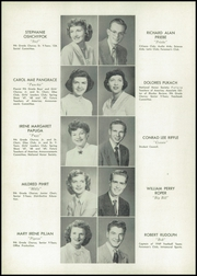 Page 16, 1950 Edition, Rhodes High School - Aries Yearbook (Cleveland, OH) online yearbook collection