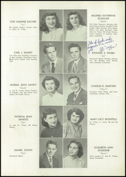 Page 17, 1950 Edition, Rhodes High School - Aries Yearbook (Cleveland, OH) online yearbook collection